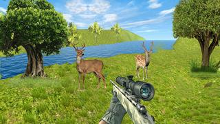 Deer Hunter 3d : African Jungle screenshot 2