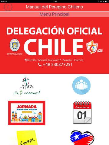 Manual del Peregrino Chileno screenshot 5