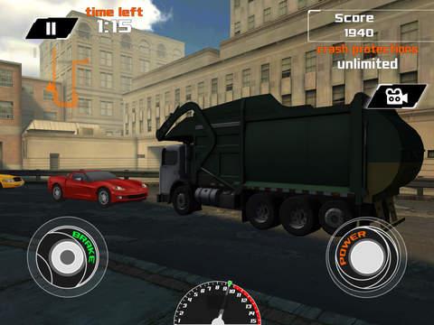 3D Garbage Truck Racing - eXtreme Truck Racer Game Free screenshot 6