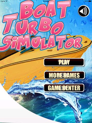 Boat Turbo Simulator - Extreme Boat Best Driver screenshot 6