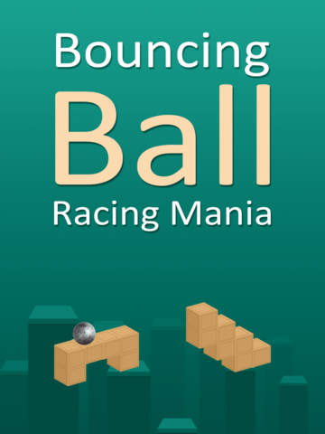 Bouncing Ball Racing Mania Pro - best speed block jumping game screenshot 4