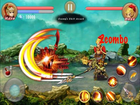 Blade Of Dragon Hunter -- Action RPG screenshot 6
