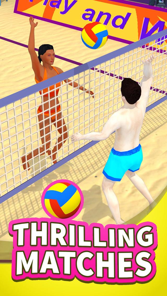 Summer Sports: Volleyball screenshot 1