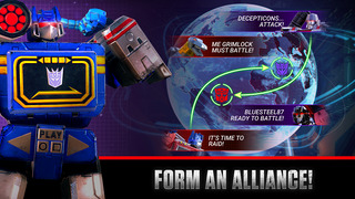 Transformers: Earth Wars screenshot 4