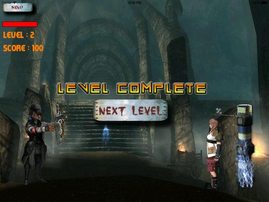 Bright Arrow Vs Dark Arrow - Long Arrows Games screenshot 7