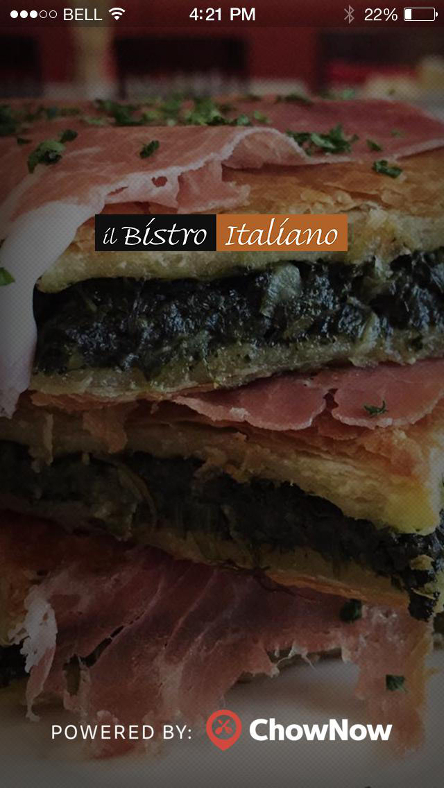 il Bistro Italiano screenshot 1