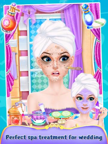Summer Wedding Hairstyle & Spa screenshot 6