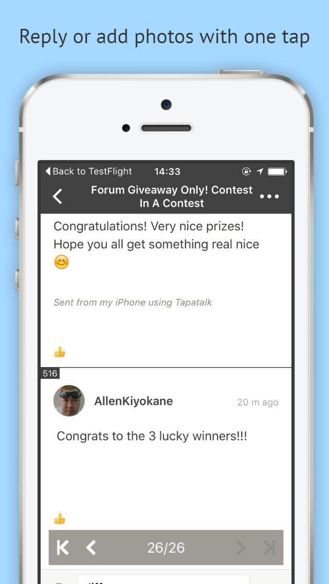 Vape Support Forums screenshot 1