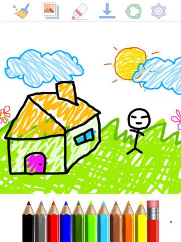 Doodle Draw -Paint,Draw,Sketch screenshot 5