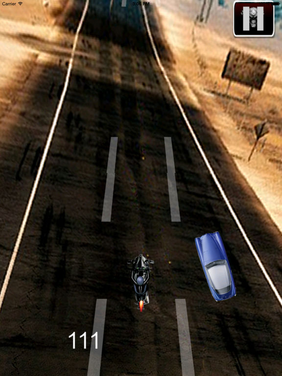 Best Highway Bike - Awesome High-Powered Motorcycle Driving Game screenshot 7