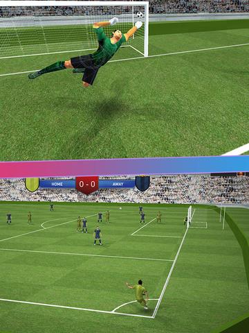 Soccer Game - Pro League Football Tournament screenshot 4