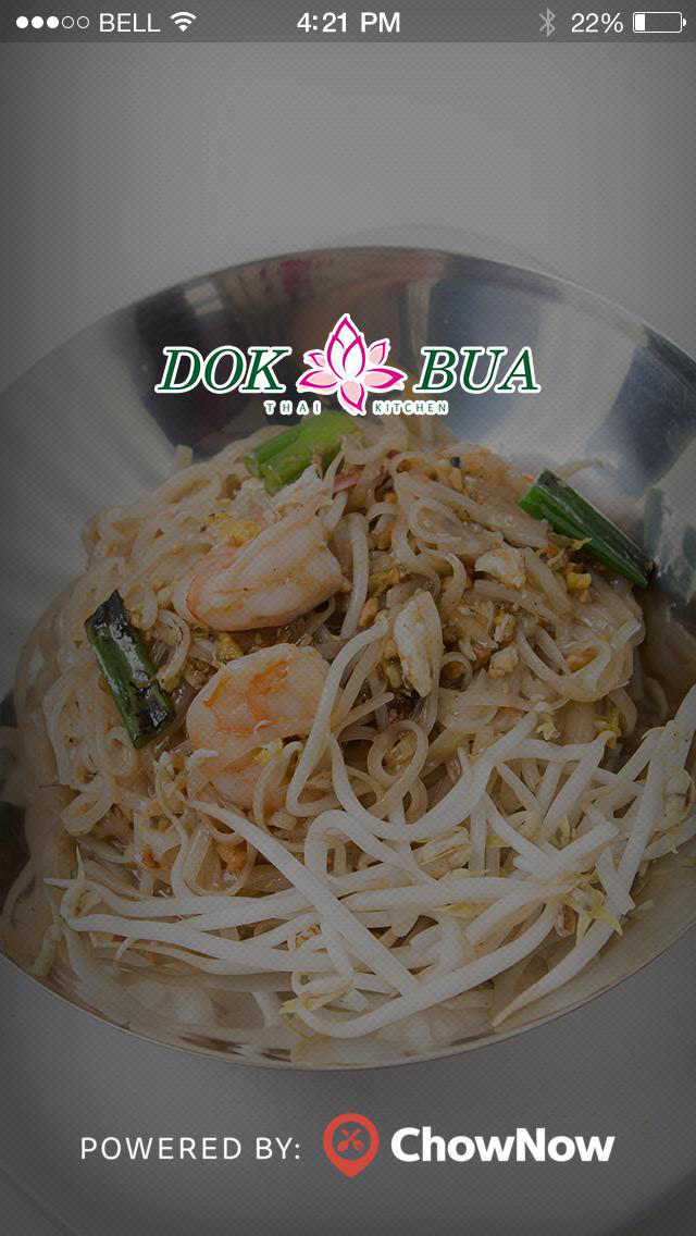 Dok Bua Thai Kitchen screenshot 1