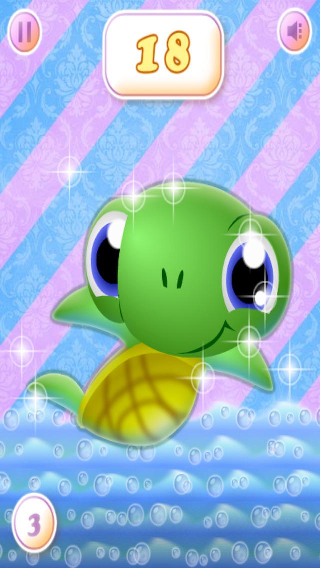 Sparkling Turtle Washing ® screenshot 1