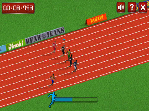 100 Metres Race screenshot 7