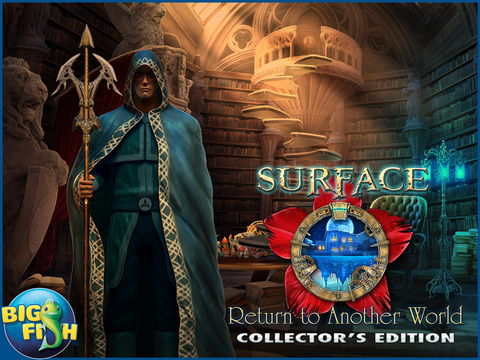 Surface: Return to Another World - A Hidden Object Adventure screenshot 10