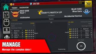 MOBA Manager screenshot 5