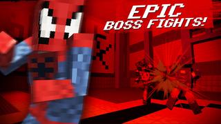 Pixel Fighter 3D screenshot 2