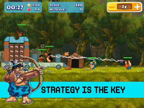 Troglomics, caveman adventures screenshot 7