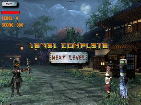 A Samurai Archer Dragon Pro - Best Archer Game screenshot 8