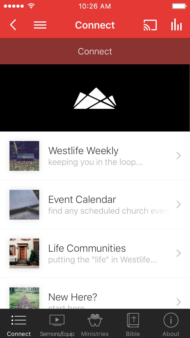 Westlife Church screenshot 1