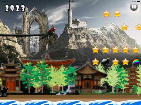 A Mystic Jump Race Pro - Dark Hero Jumps screenshot 8