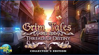 Grim Tales: Threads of Destiny - A Hidden Object Mystery (Full) screenshot 5