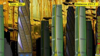Rope Ninja Crush PRO - Revenge Fly War Lords screenshot 3