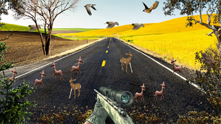 Deer Sniper Hunter 2016 screenshot 4