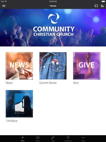 Community Christian App screenshot 4