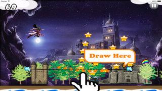 A Warlock Wild Jump - Adventure Game In the Kingdom screenshot 2