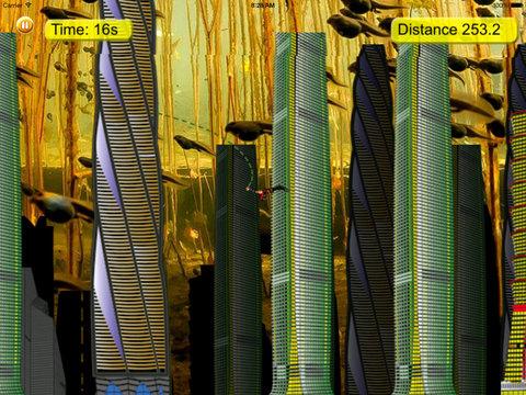 Rope Ninja Crush PRO - Revenge Fly War Lords screenshot 8