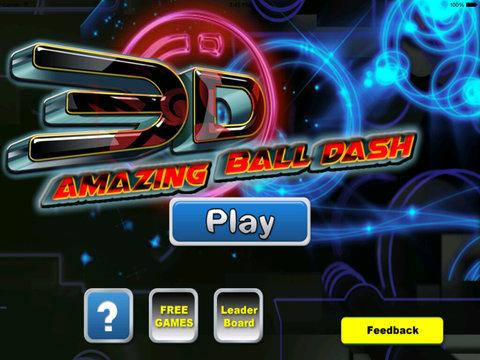 3D Amazing Ball Dash Pro screenshot 6