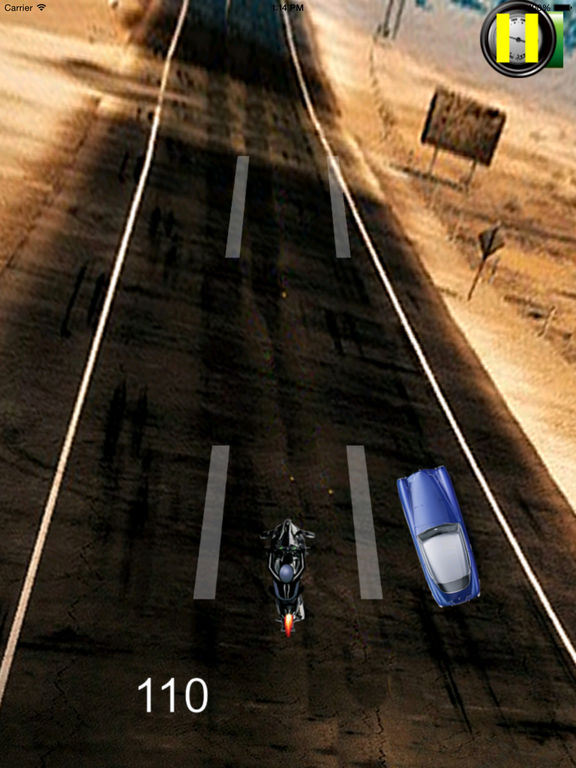A Speed Traffic Pilot - Top Motorcycle Racing Games screenshot 8