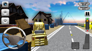 Forklift Simulator 2016 screenshot 2