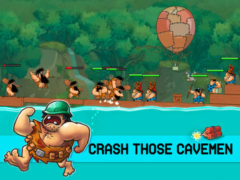 Troglomics, caveman adventures screenshot 10