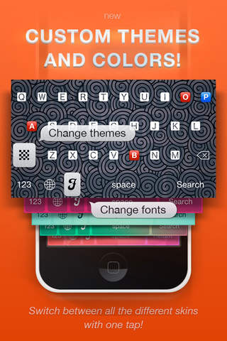 Textizer Font Keyboards Free - Fancy Keyboard them - náhled