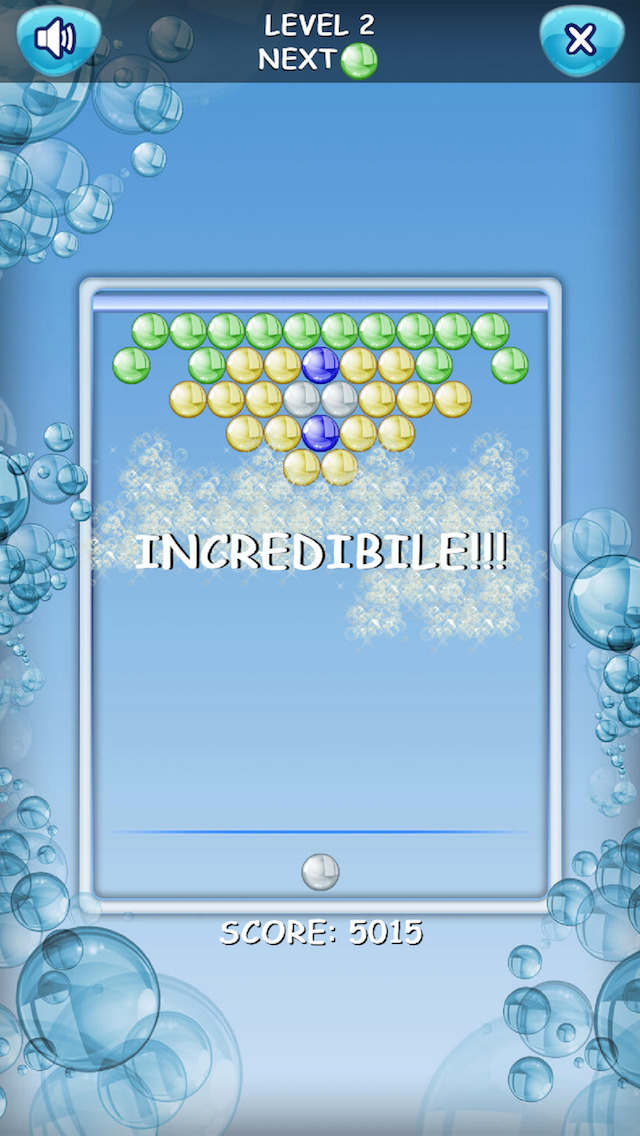 Bubble Shooter ® screenshot 2