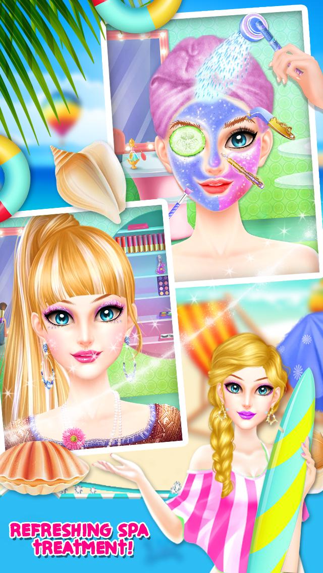 Princess Beach Beauty Salon screenshot 2