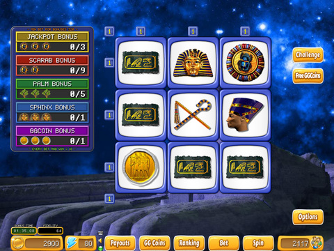 Sphinx 2 Slot screenshot 3