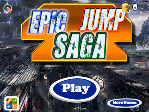 Epic Jump Saga - Amazing Duty Justice screenshot 6