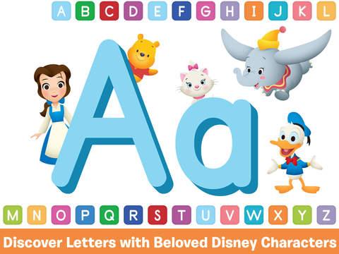 Disney Buddies: ABCs screenshot 7