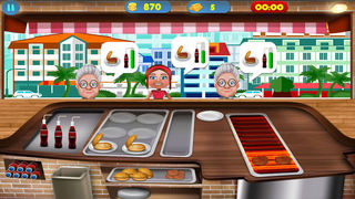 Fabulous Food Truck Free screenshot 3