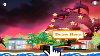 Pirate Treasure Hunt Jump - Grabs All The Treasure And The Best Pirate screenshot 2