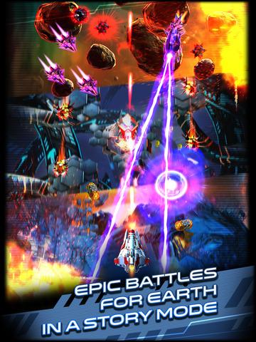 Space Warrior: The Origin screenshot 6
