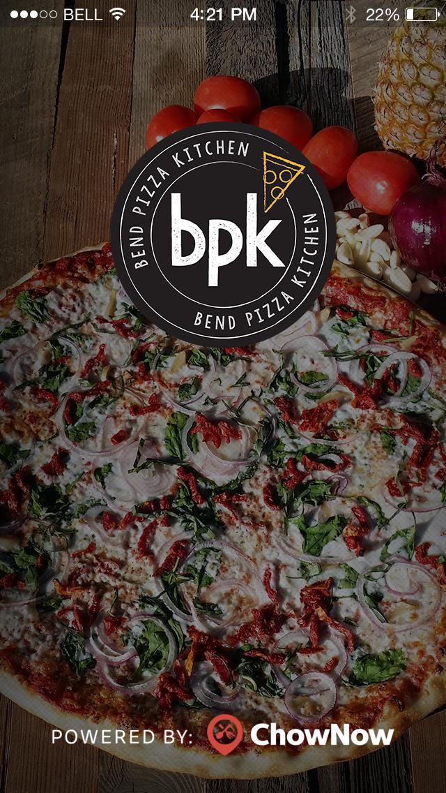 Bend Pizza Kitchen screenshot 1