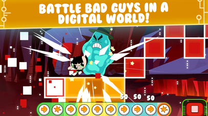 Glitch Fixers - The Powerpuff Girls screenshot 2