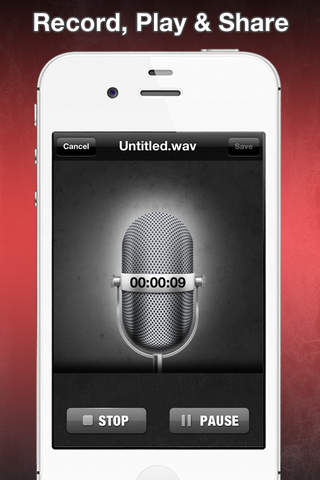 Recorder Pro: Professional Voice Recorder - náhled