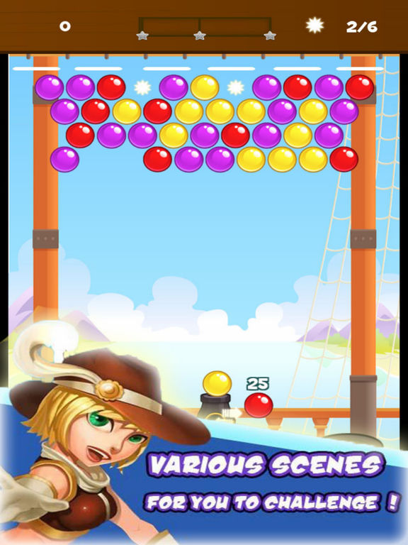 Captain Ship Bubble screenshot 5