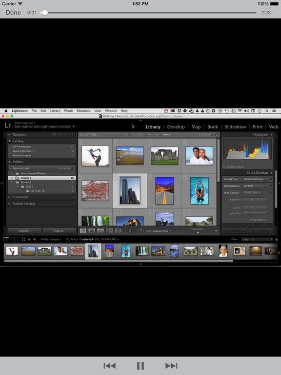 LearnFor LightRoomCC2017 screenshot 8