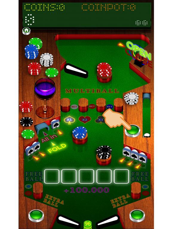 Pinball Poker FREE screenshot 7